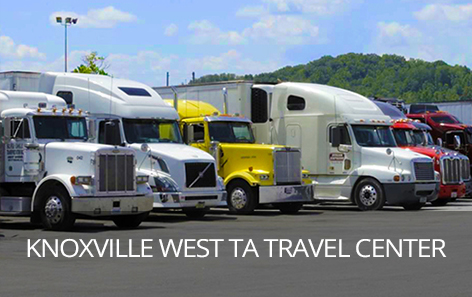 Customer Testimonials - Knoxville West TA Travel Center