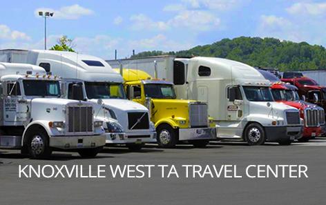 Customer Testimonials - Knoxville West TA Travel Center