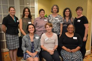Teach of the year nominees.
