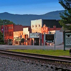 town of Tryon, NC