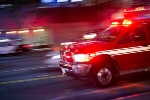 Ambulance financing for first responders