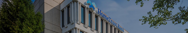 HomeTrust Bank Headquarters day