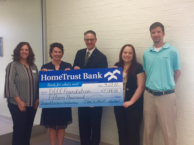 Check presentation to DCCC
