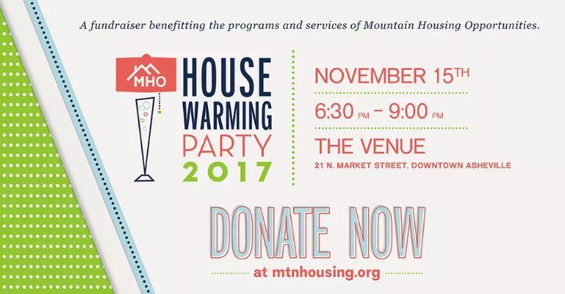 MHO Event Invitation