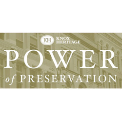 2nd Annual Knox Heritage Power of Preservation Luncheon (Knoxville, TN) thumbnail image